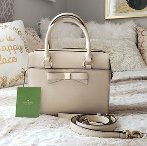 Kate Spade top handle small satchel